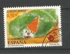Cept / 2002      Spanien     gest.