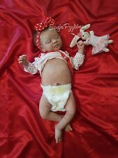 Miracle 2# by An huang *Full body silicone baby doll*