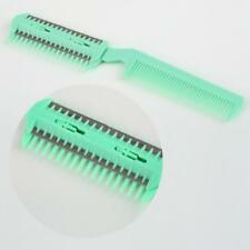 Razor Comb Hair Sharper Thinning Layrer Shaper Cutting Comb from Melbourne