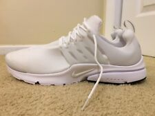 Nike Air Presto Essential, 848187-100, Men's Running Shoes, White, Size 13