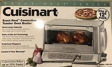 ❤ Cuisinart TOB-195 Exact Heat Toaster Oven Broiler Stainless