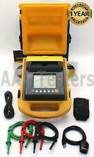 Fluke 1550B Digital Megaohmmeter Hochspannung Isolierung Tester 1550