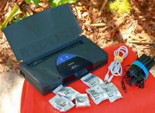Canon BJC 85 K10190 Bubble Jet Color Mobile Injet Printer Portable w INK LF