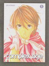 Complex Age 1 by Yui Sakuma 2016 PPBK English Manga Modern Female Cosplay Story