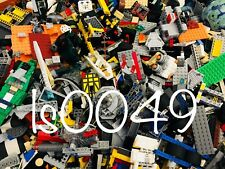 500 CLEAN RANDOM 100% LEGO Lot PIECES MIX Bulk STEM Technic Creative Creator