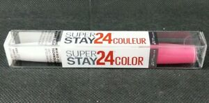Maybelline New York SuperStay 24 Couleur Lipstick 215 Pink Goes On New