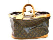 Authentic LOUIS VUITTON Monogram Cruiser Bag 40 M41139 Handbag 8905A2