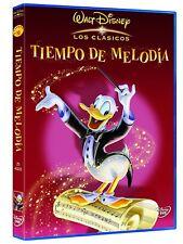 Dvd Disney tiempo de melodia