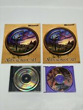 Asheron's Call (Pc, 1999) and Asheron's Call dark Majesty Pc