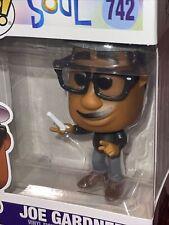 Funko POP! Disney Pixar's Soul Vinyl Figure - JOE GARDNER #742 - Mint New