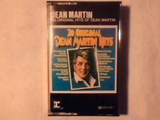 DEAN MARTIN 20 original hits of mc cassette k7 ITALY RARA COME NUOVA LIKE NEW!!!