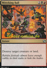2x Wrecking Ball (Abrissbirne) Modern Masters 2015 Magic