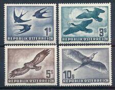 Ungeprüfte Briefmarken (ab 1945) mit Falz österreichische