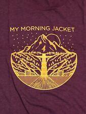 My Morning Jacket Shirt 2Xl Winter Death Club Jim James Indie Rock Alternative