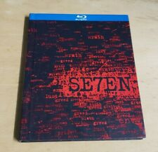 Se7En Blu-Ray Collector's Book Case