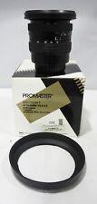 Promaster Cosina AF 19-35mm f/3.5-4.5 f/ Minolta AF, Sony A- NOS #703