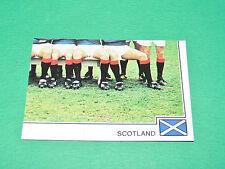 PANINI FOOTBALL EURO FOOTBALL 79 1978-1979 N°81 GLASGOW RANGERS PART 4 SCOTLAND