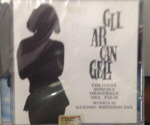 OST-GLI ARCANGELI- SANDRO BRUGNOLINI*CD NEW SIGILLATO Helen Merrill/S.Masone