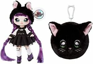 NEW - Na Na Na Surprise Series 2 Tuesday Meow  2 in 1 Fashion Doll POM Purse