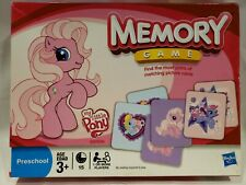 MY LITTLE PONY Memory Game 2005 *Complete*