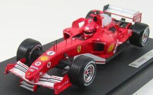 Modellino Ferrari F2005 Michael Schumacher 1:18 - Hot Wheels G9727