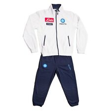 FW13 SSC NAPOLI 10 ANNI TUTA BAMBINO JUNIOR TRACKSUIT SURVETEMENT SUDADORA B