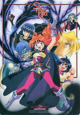 Slayers Next Anime Shitajiki Pencil Board mousepad sottofoglio - RARE