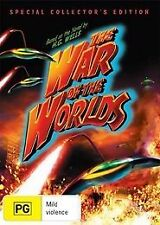 The War Of The Worlds (DVD, 2012)