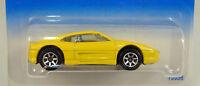 Hot Wheels 1995 Model Series 10 Yellow Ferrari 355 Car 13338 350 7 Spoke New