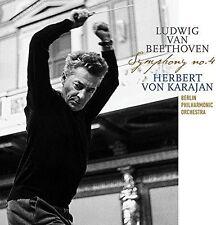 Von Herbert Karajan - Beethoven: Symphony 4 [New Vinyl LP]