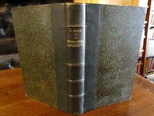 La Terre promise Paul Bourget Lemerre 1892 Edition Originale