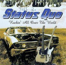 STATUS QUO : ROCKIN' ALL OVER THE WORLD / CD (DELTA MUSIC CD 23 106)