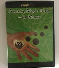 Amazing Magic Tricks with Money Dvd From Royal Magic Dvd