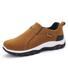 Men's  Hiking Shoes Slip-on Casual loafer outdoor Walking Climbing Sneakers
