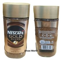 Nescafe Gold Blend Granules Instant Coffee Golden Roasted 200G Pack Of 2