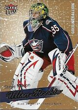 08/09 Fleer Ultra Gold Medallion Rookie #208 Steve Mason