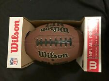 Wilson All Pro Official Nfl Football