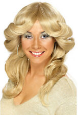 AGNETHA 70's Perruque NEUF - Carnaval perruque cheveux