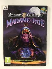 Madame Fate Mystery Case Files PC Game Cd-Rom New Blister c2