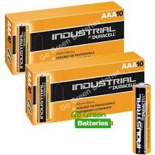 20 x Duracell AAA Industrial Procell Alkaline Batteries LR03, MN2400, MICRO MINI