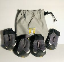 Ruffwear GRIP TREX all-terrain Dog Booties vibram soles ~Set Of 4 ~Size 2 1/4""