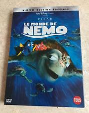 "DVD ""DISNEY - LE MONDE DE NEMO"""
