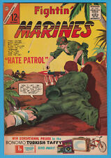 Charlton Comics Group - Fightin' Marines #55 1963 VF