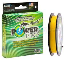 Shimano Power Pro Braid 30lb 150yd Yellow Fishing Line NEW @ Otto's Tackle World