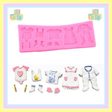 BABY THEME SILICONE MOULD. PERFECT FOR FONDANT SUGAR CRAFT ECT