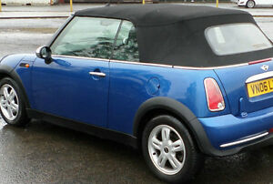 BMW Mini Convertible, Soft Top. 2004-08. £960 Fitted. The Soft Top Shop