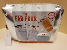 First Aid Beauty The FAB Four Kit (5 piece) NEW