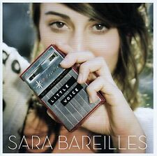 SARA BAREILLES : LITTLE VOICE / CD - TOP-ZUSTAND