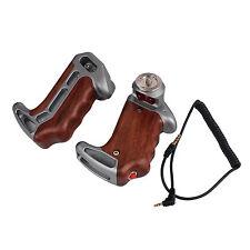 TILTA TT-0507 Wooden Handle Side Hangrip for Blackmagic cinema camera BMCC Rig