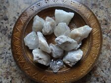 QUARTZ, RUTILATED 1/4 Lb Raw Gemstone Specimens Wiccan Pagan Metaphysical